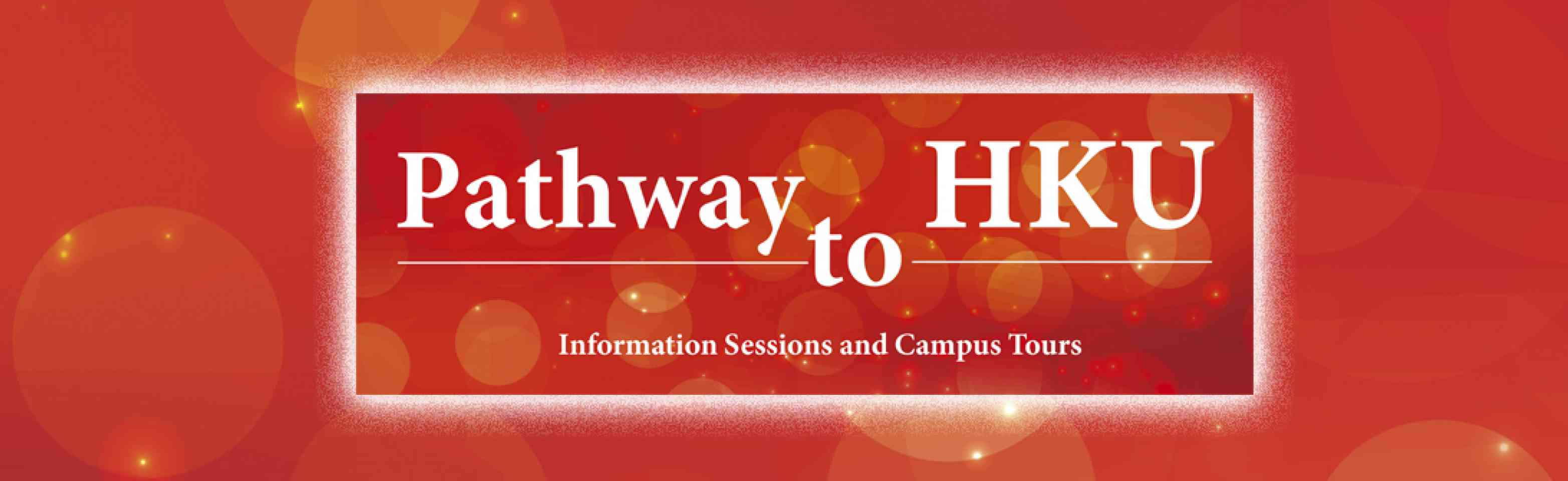 Pathway to hku 2018 banner